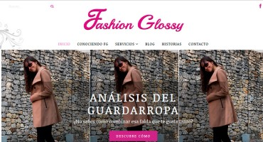 Proyecto Web y Marketing Online: Fashion Glossy - Image Assitant &  Personal Shopper