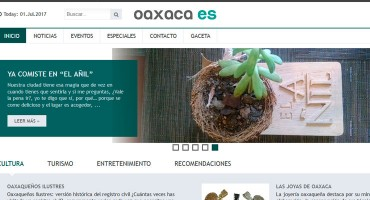 Proyecto Web, SEO, SEM y Marketing Online: Oxacaes - Medio Online