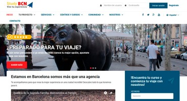 Proyecto Web y Marketing: Study Barcelona